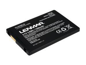 Lenmar 1250 mAh Replacement Battery for LG Rumor Touch LN510 CLZ359LG