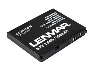 Lenmar 950 mAh Replacement Battery for Pantech P2020 Ease CLZ419PN