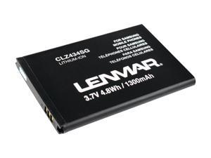 Lenmar 1300 mAh Replacement Battery for Samsung Galaxy S Continuum SCH-i400 CLZ434SG