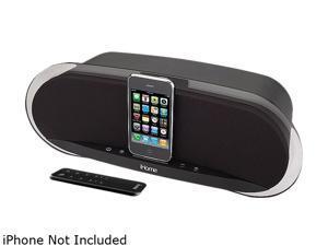 iHomeaudio Studio Series Black Audio System for iPhone/iPod IP3