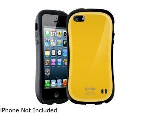 iOttie Macaron Yellow Solid Protective Case for iPhone 5 / 5S CSCEIO203