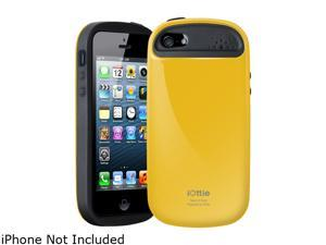 iOttie Popsicle Yellow Solid Protective Case for iPhone 5 / 5S CSCEIO213