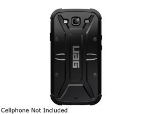 Urban Armor Gear Black Gear Case for Samsung Galaxy S3 w/ Screen Protector UAG-GLXS3-BLK