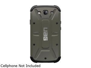 Urban Armor Gear Moss Gear Case for Samsung Galaxy S3 w/ Screen Protector UAG-GLXS3-MOSS