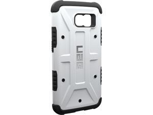 Urban Armor Gear White Samsung Galaxy S6 Case with Screen UAG-GLXS6-WHT-W/SCRN-VP