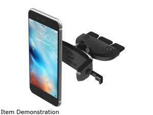 iOttie Easy One Touch Mini CD Slot Universal Car Mount Holder Cradle for iPhone 5/5C/5S/6/6S/SE, 6/6Splus, Galaxy S5/S6/S7, S6/S7edge, Note 4/5/Edge