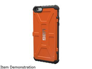 Urban Armor Gear Outland Back Cover for Apple iPhone 6 Plus and 6s Plus IPH6/6SPL-N-RST