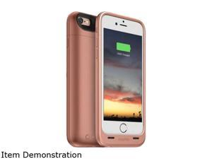 mophie Rose Gold 2750 mAh Battery Case for iPhone 6 / 6S 3382_JPA-IP6-RGLD