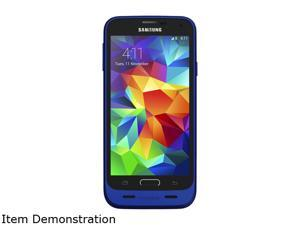 mophie Juice pack Blue 3000 mAh Battery Case for Galaxy S5 2337_JP-SSG5- BLU