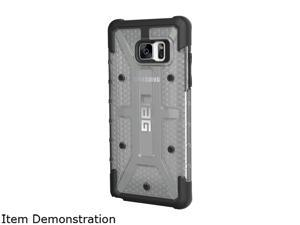 UAG Plasma Ice/Black Galaxy Note 7 Case GLXN7-L-IC