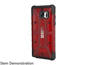 UAG Plasma Magma/Black Galaxy Note 7 Case GLXN7-L-MG