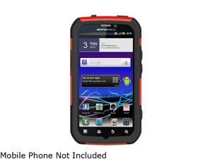Trident Aegis Red Case for Motorola Photon 4G AG-PHTN-RD
