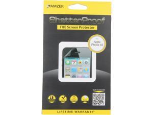 AMZER ShatterProof Front Coverage Screen Protector For iPhone 4 / 4S AMZ94902