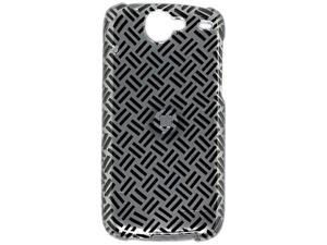 Luxmo Smoke Smoke with ZigZag Design Case & Covers Google Nexus 1