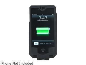 i-ON BEE Black 1400mAh Extended Battery Case For iPhone 4 iB-8