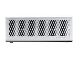 Braven 650 Silver Bluetooth Speaker