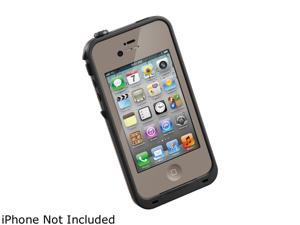 LifeProof Dark Flat Earth Case for iPhone 4 / 4S LPIPH4CS02DE