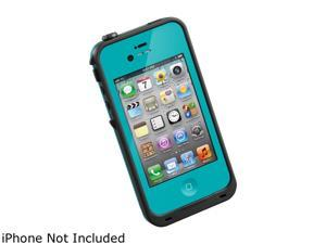 LifeProof Teal Solid Case for iPhone 4 / 4S LPIPH4CS02TL