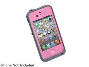 LifeProof Pink, Gray iPhone Case for The iPhone 4S / 4 1001-03