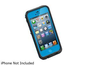 LifeProof fre Cyan/Black Case For iPhone 5 1301-04