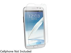 BodyGuardz 2-Pack UltraTough Clear Screen Protector with Anti-Microbial for Samsung Galaxy Note II BZ-USN2-0812F