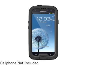 LifeProof Nuud Black Waterproof Case for Samsung Galaxy S III 1701-01