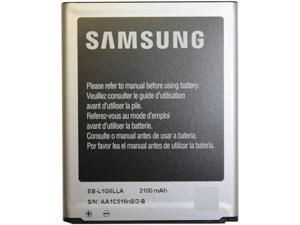 SAMSUNG Black 2100 mAh Li-Ion Rechargeable Battery for Samsung Galaxy S3 EB-L1G6LLA