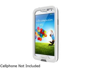 LifeProof NUUD White/Gray Case for Galaxy S4 1801-02