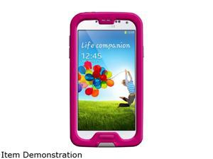 LifeProof FRE Magenta/Gray/Clear Case for Galaxy S4 1802-03