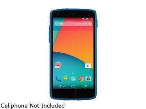 Speck Products CandyShell White/Deep Sea Blue Case for LG Nexus 5 SPK-A2510