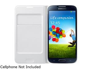 SAMSUNG White Galaxy S 5 Flip Cover EF-NI950BWESTA