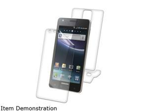 Zagg invisibleSHIELD Clear Full Body Coverage for Samsung Infuse 4G SAMINFU4GLE