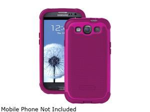 Ballistic Case Shell Gel (SG) Wine Case For Samsung Galaxy S III SG0930-M065