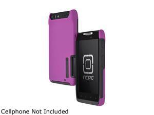 Incipio SILICRYLIC Dark Purple / Dark Gray Hard Shell Case w/ Silicone Core For Motorola DROID RAZR MT-173