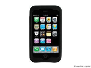 INCIPIO DermaSHOT - SILICONE for iPhone 3G (BLACK)