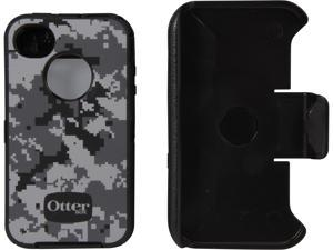 OtterBox Defender Digi Urban Military Camo Case For iPhone 4/4S APL2-I4SUN-K8-E4OTR