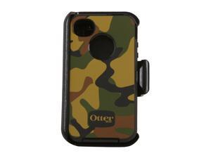 OtterBox Defender Jungle Military Camo Case For iPhone 4/4S APL2-I4SUN-K9-E4OTR