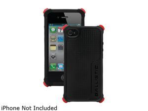 Ballistic Case Life Style Black Life Style Case For iPhone 4/4S SA0722-M005