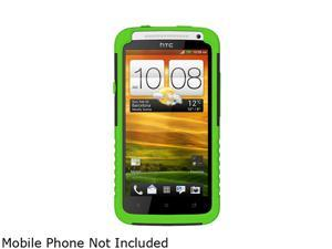 Trident Aegis Green Case with Screen Protector Kit for HTC One X AG-ONEX-TG