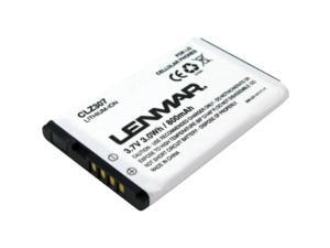 Lenmar 800mAh Battery for LG Cell Phone (CLZ307)