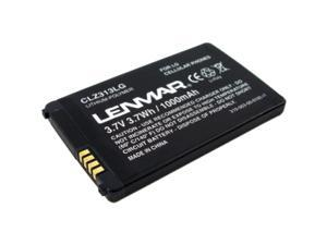 Lenmar 1000mAh Battery for LG Cell Phone (CLZ313LG)