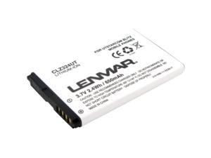 Lenmar 650mAh Battery for Utstarcom Cell Phone (CLZ324UT)