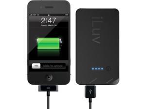iLuv Black Handheld Device 2200mAh Battery for iDevices (iBA300BLK)