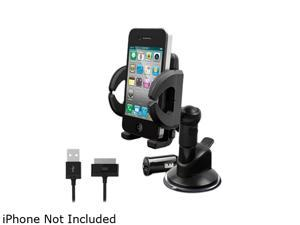 iLuv Windshield Mount Kit for iPod/iPhone ICC795