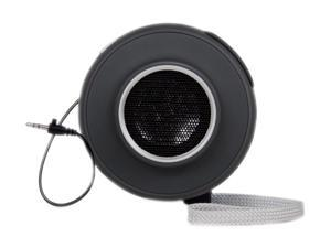 iSound GoSound Black 3.5mm Speaker ISOUND-1644