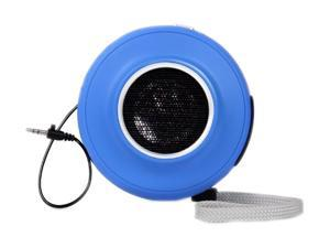 iSound GoSound Blue 3.5mm Speaker ISOUND-1645
