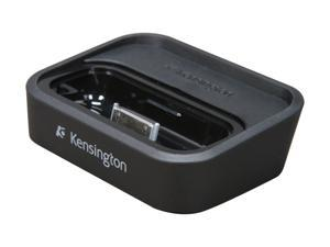 Kensington Black Charge & Sync Docking Station for iPhone 3G/3GS and iPhone 4 (K39257US)
