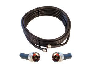 Wilson Electronics 10-feet WILSON400 Ultra-Low-Loss Coaxial Cable (LMR400 Equivalent) 952310