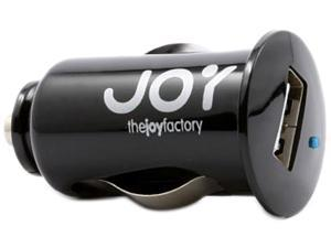The Joy Factory Low-Profile 10W Rapid USB Car Charger with Automatic Surge Protection (ACC109)