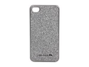 Case-Mate Silver Glam Case For iPhone 4 / 4S CM017733